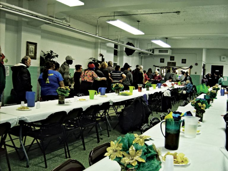 Thanksgiving dinners for those in need