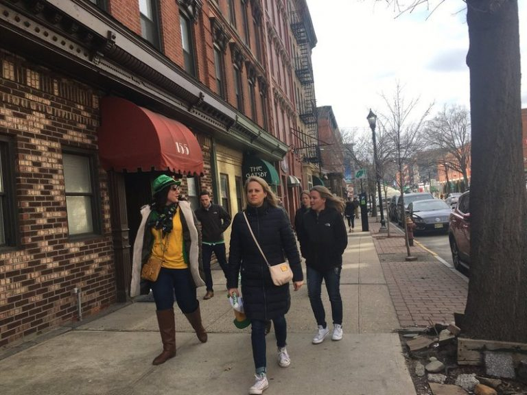 Hoboken 'LepreCon' bar crawl more subdued this year, still a few incidents