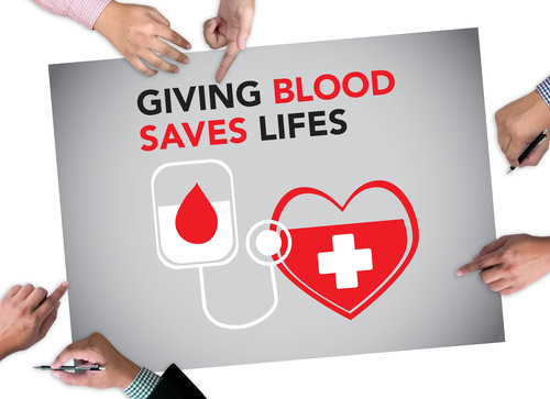 Red Cross encourages adding 'give blood' to holiday checklist