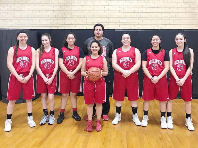 TASTY TIDBITS Weehawken girls' hoop squad enjoying breakout campaign