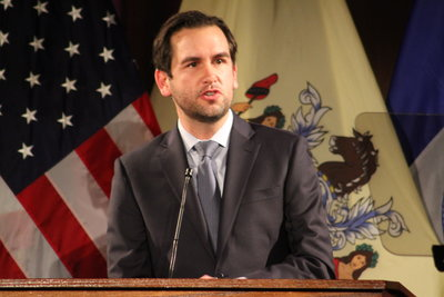 Police say that alleged 'stalker' was found inside Jersey City Mayor Fulop's house