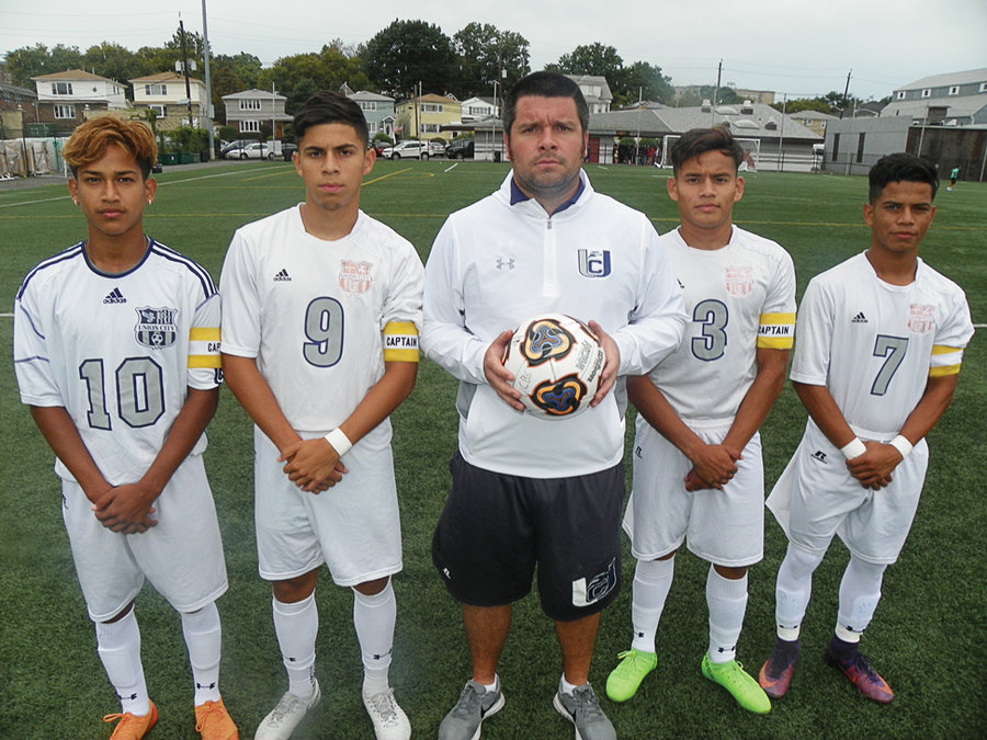 301395699a4 Union City's boys' soccer team hopes to have solid run at postseason glory