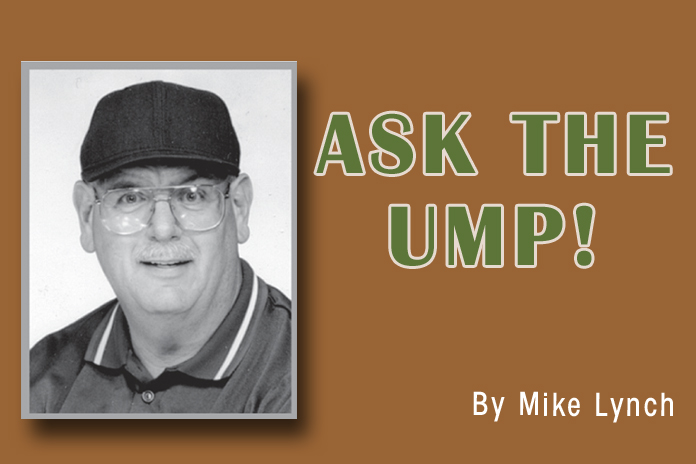 Ask the Ump!