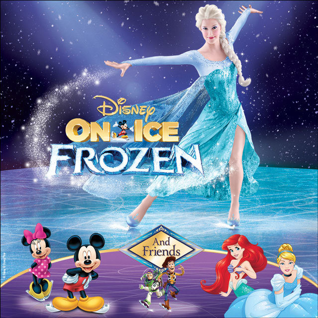 Frozen: Presented by Disney On Ice