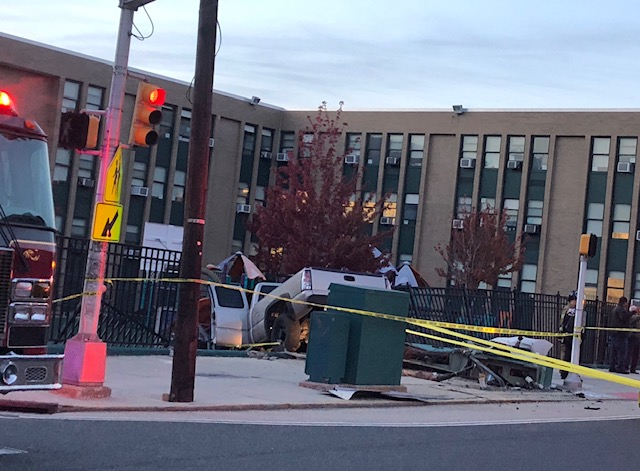 Charges filed in Wallace School crash in Hoboken - Hudson