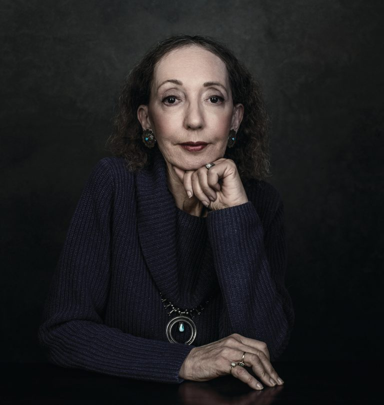 Joyce Carol Oates returns to Little City Books