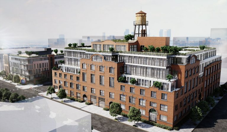 Former Wonder Bread factory in Hoboken will become Wonder Lofts