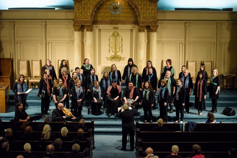 Cantigas Women's Choir to hold annual winter concert on Dec. 15