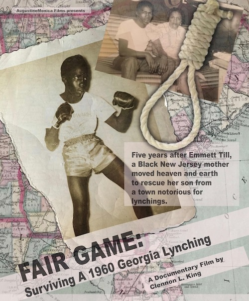 """Fair Game: Surviving A 1960 Georgia Lynching"": A"