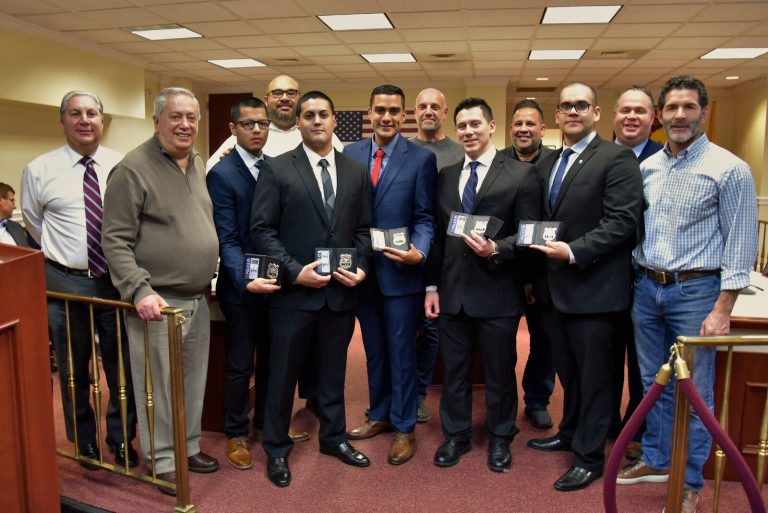 North Bergen takes pride in residents-only police force