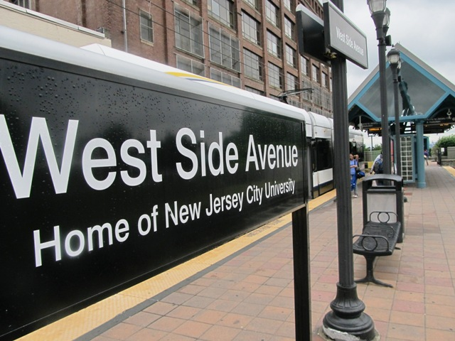 West Side Avenue Stations Of Hblr Could Close For 9 Months Hudson Reporter