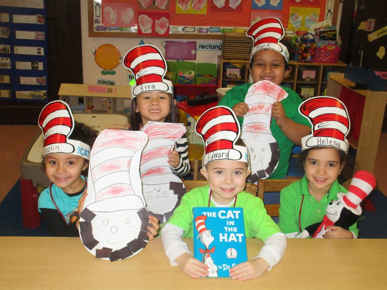 HAPPY BIRTHDAY DR. SEUSS! (Mary J. Donohoe)