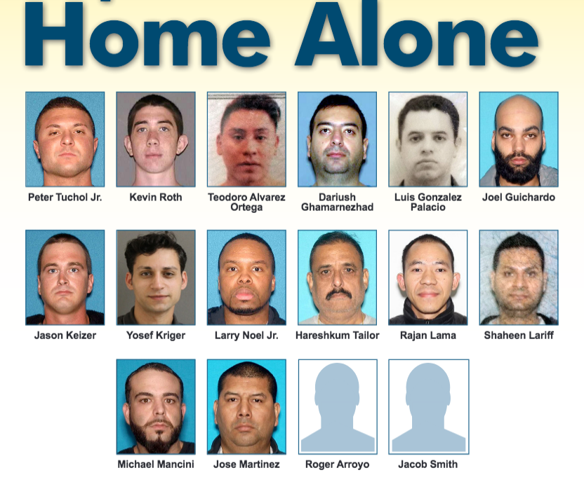 05cd9b1120 Operatives worked out of an undercover residence, at an undisclosed  location in Bergen County.