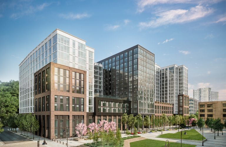 BIJOU PROPERTIES AND INTERCONTINENTAL REAL ESTATE CORPORATION LAUNCH LEASING AT 7 SEVENTY HOUSE ON HOBOKEN'S WEST SIDE
