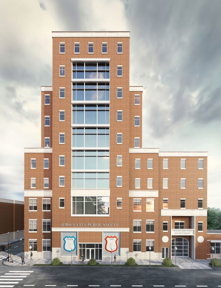 New public safety headquarters planned for Jersey City