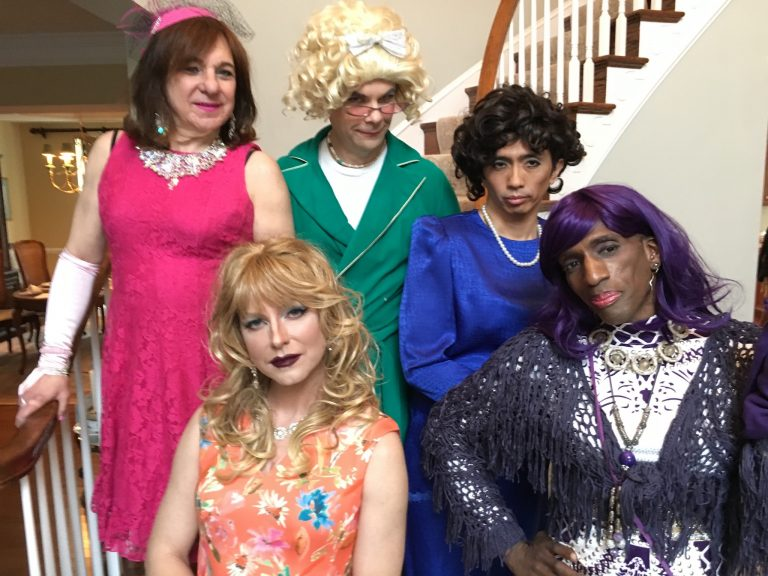'The Lady Yang'(a who-done-it-in-drag) wraps production in Jersey City