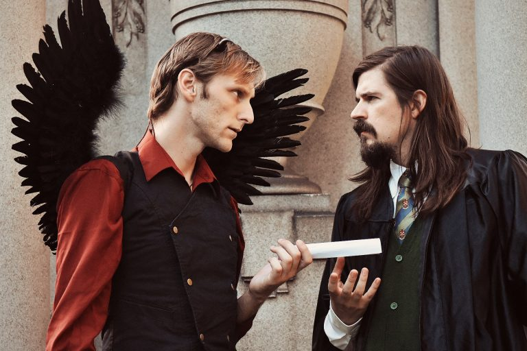 """""""Doctor Faustus"""" comes to Hoboken and Secaucus Library"""