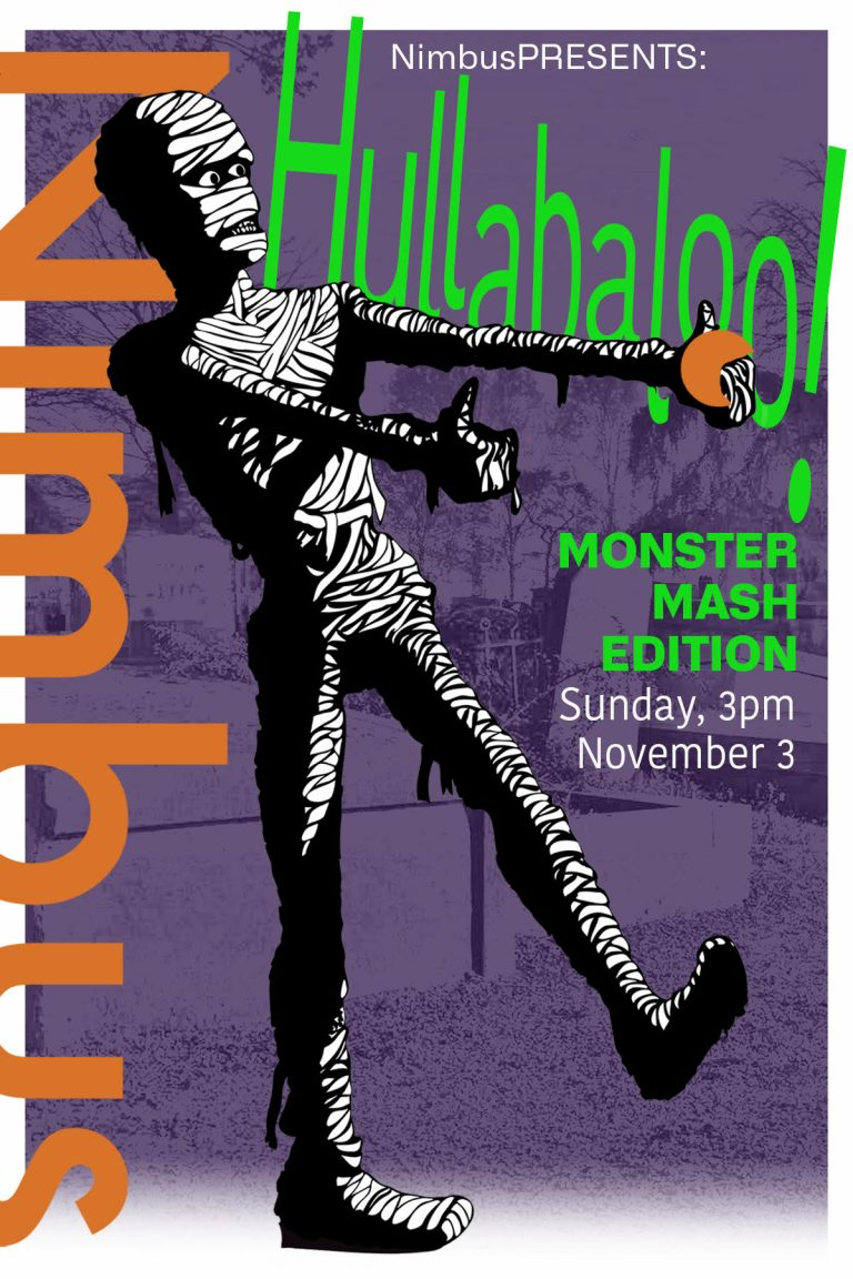 Nimbus Dance Presents: Hullabaloo – A Monster Mash Edition