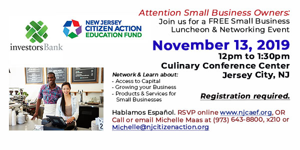 Free Small Business Networking Luncheon