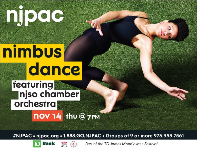Nimbus Dance Performs at NJPAC with NJ Symphony Orchestra