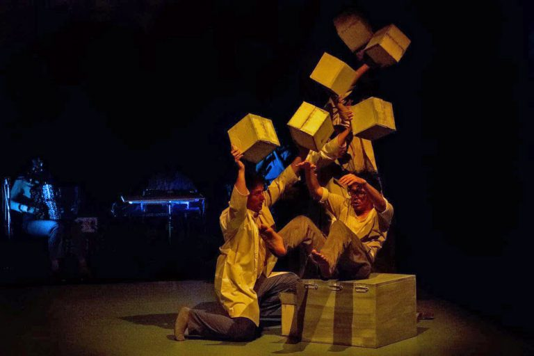 JCTC Closes 2019 Voices: International Theater Festival with La Caja