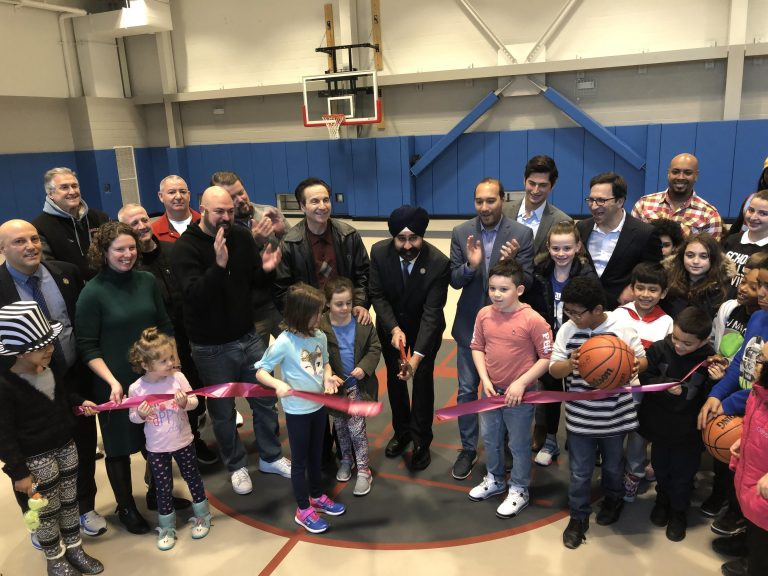 Hoboken opens new gym