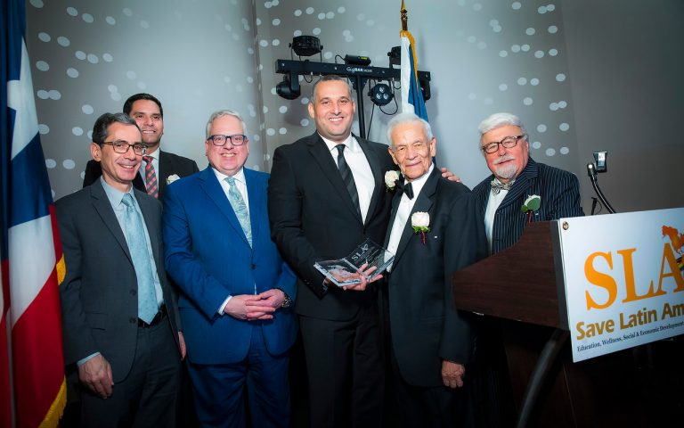 HCCC North Hudson Campus Executive Director Recognized by Save Latin America