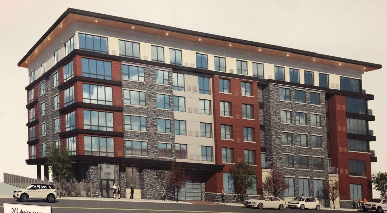 Seven-story residential approved on Avenue E in Bayonne