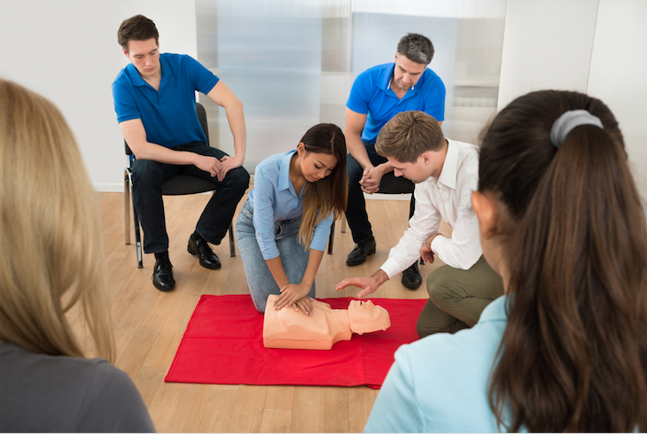 Hudson County Community College Offers Weekend Classes on Basic Life Support (BLS) Certification for Healthcare Providers