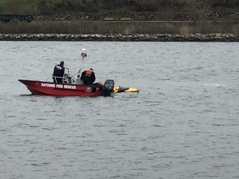 Kayaker rescued offshore near MOTBY