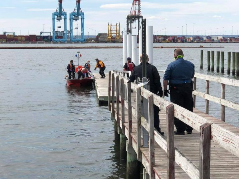 Second kayaker in two weeks rescued off Bayonne