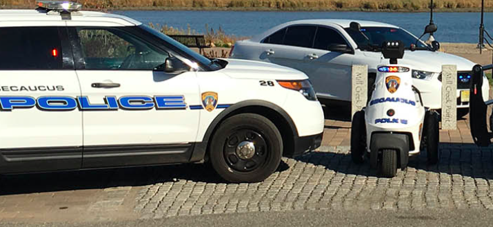 Secaucus woman, 20, allegedly removes face mask, spits on officers