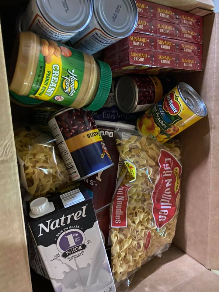 Fighting hunger in Bayonne