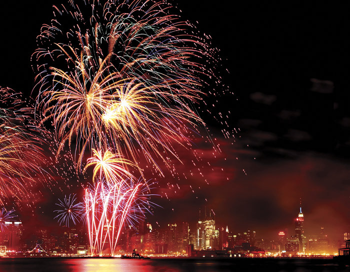 Macy's to get started NYC firework reveals tonight
