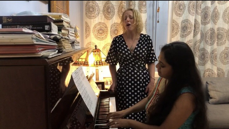 Weehawken musician inspires with her music despite the pandemic