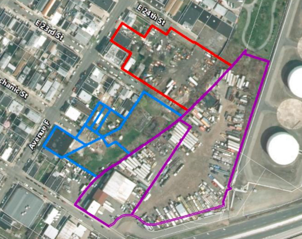 'Avenue G' and 'transit village' approved