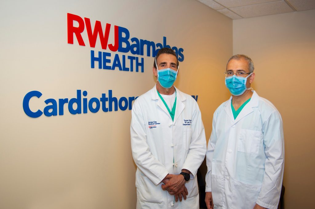 Jersey City Medical Center Welcomes World Class Cardiothoracic Surgeon At Hudson County S Only Open Heart Surgery Program Hudson Reporter