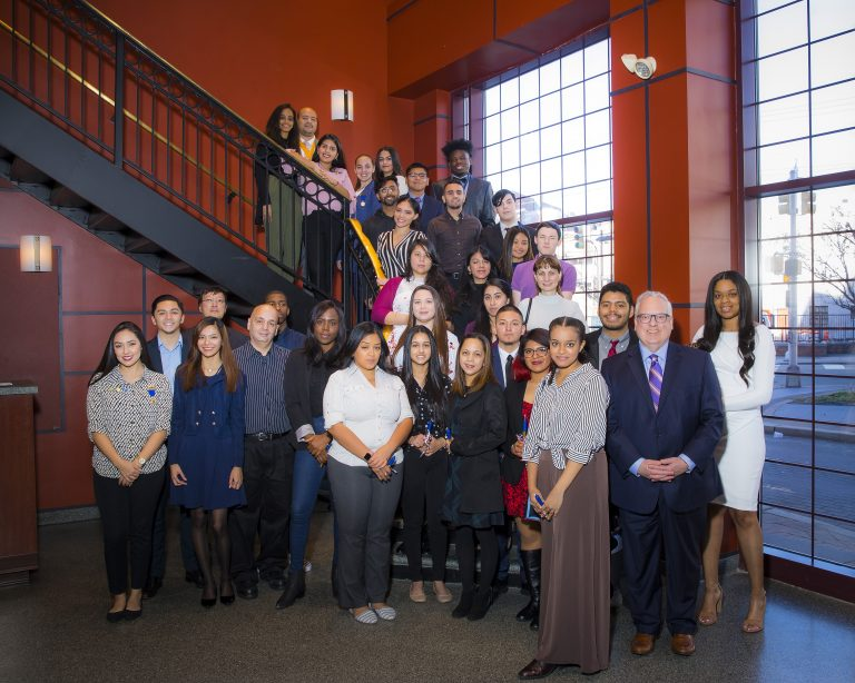 Hudson County Community College Foundation Announces New Christopher M. Reber Endowed Scholarship Fund