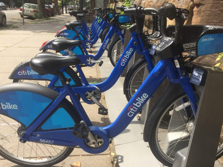 Cities join to cycle with Lyft and Citi Bike