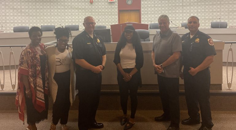 Black in Bayonne and local NAACP meet with city officials
