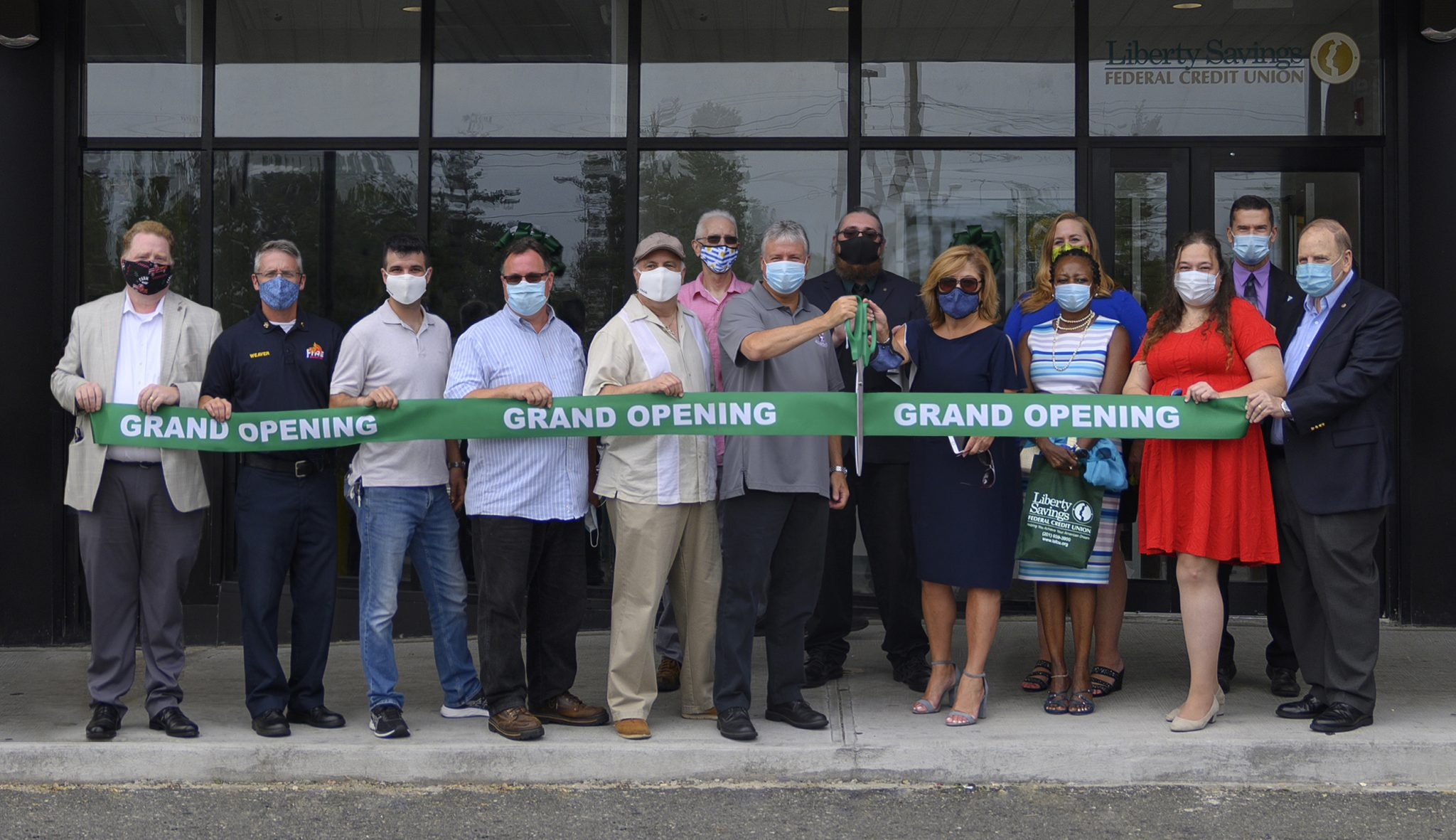 Liberty Savings Celebrates Grand Opening of New Branch in Bayonne ...