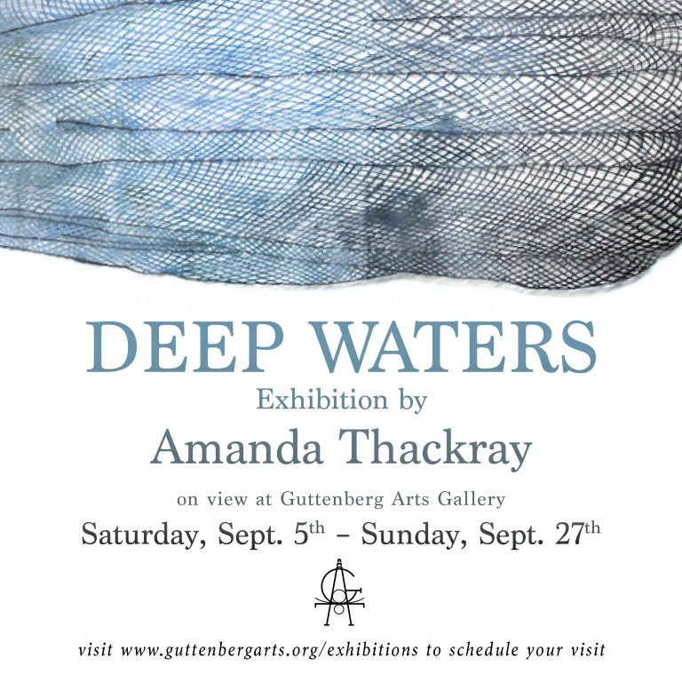 'Deep Waters' exhibit on view from Sept. 5 – 27