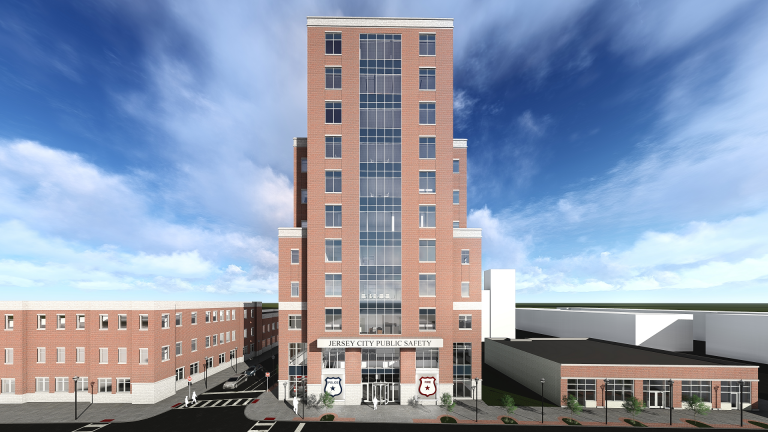 Jersey City breaks ground on new Public Safety Headquarters