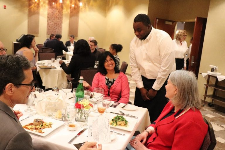 Hudson County Community College Foundation 'Subscription Dining Series' Is Back with World-Class Luncheons