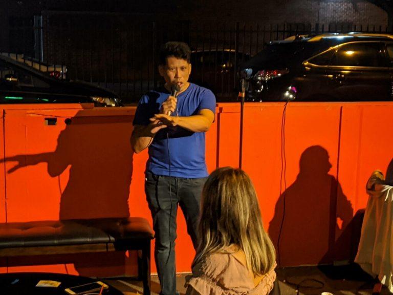 StandUp Comedy OUTSIDE! @ Brightside Tavern  Socially Distanced  COMEDY THURSDAY OCT 15 @ 7pm ET