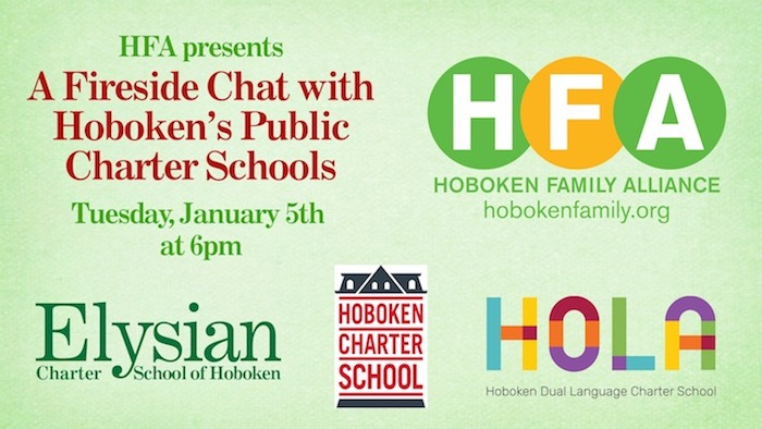 Fireside Chat with the Hoboken Charter Schools