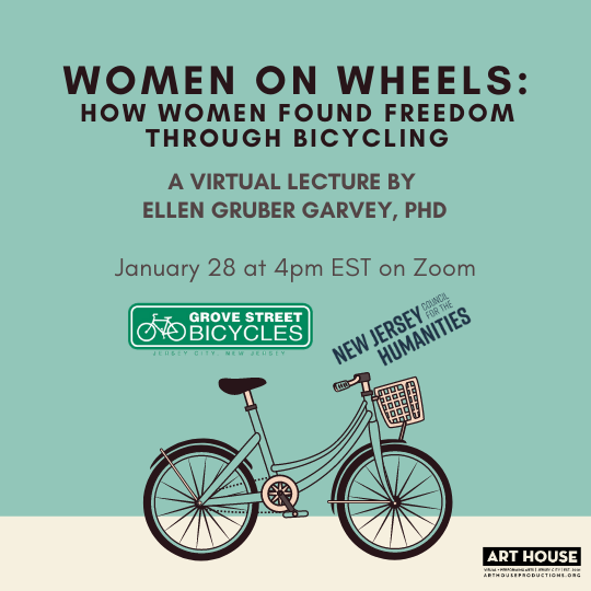 Women on Wheels: How Women Found Freedom through Bicycling