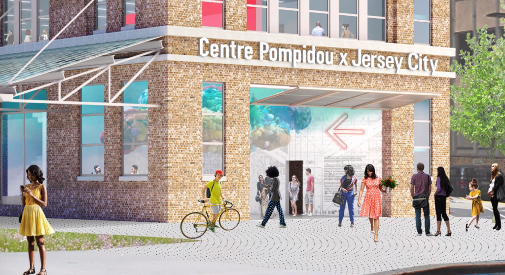 Paris and Jersey City team up on new museum - Hudson Reporter